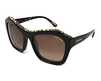 Guess by Marciano Square Women's Sunglasses - GM0749-52F-56-56 -19-135 mm