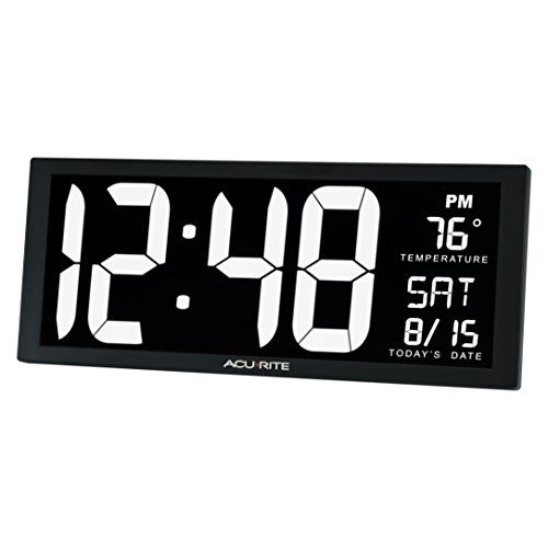 The 8 best wall clocks for visually impaired