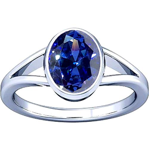 Divya Shakti 10.25-10.50 Carats Tanzanite Stone Silver for sale  Delivered anywhere in Canada