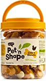 Pet 'n Shape Chicken Dog Treats, Chik 'n Biscuits, 16 Ounce, 3 Pack