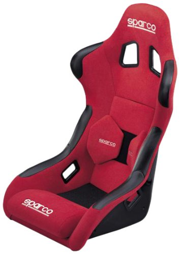 Sparco Fighter Red Seat