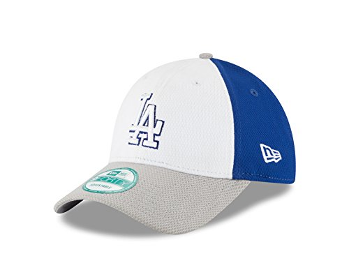 MLB Los Angeles Dodgers Performance Block 9Forty Adjustable - Caps New Era Mlb