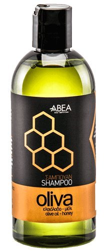 OLIVE OIL & HONEY Luxury SHAMPOO Pure from CRETA 300ml OLIVA-ABEA - Shampoo Oliva Olive Oil