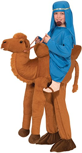 Forum Novelties Ride-A-Camel Child Costume (Funny Halloween Pet Costumes)