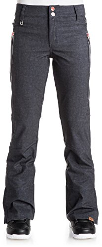Roxy SNOW Women's Torah Bright Skinny Pant, Motion Texture, M (Roxy Snow Pants)