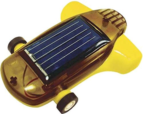 OWI Super Solar Race Car Kit | Solar Powered | 4 Wheels | High Capacity - Small Size Solar Cell