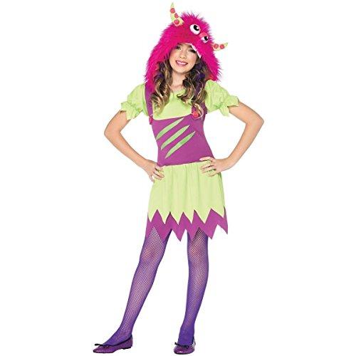 [Fuzzy Wuzzy Wanda Costume - Medium] (Womens Masquerade Costume Countess)