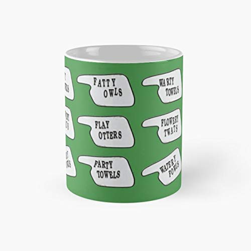 Fawlty signs Mug, fawlty Cup, 11 Ounce Ceramic
