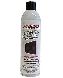 Acoustic Foam Spray Adhesive Glue Can