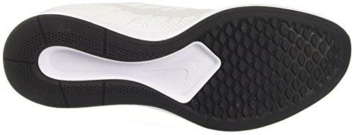 Nike Heren Dualtone Racer Casual Schoen Wit / Zuiver Platnum-wit-zwart