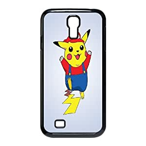 Personalised Phone case super mario For Samsung Galaxy S4 I9500 S1T3735