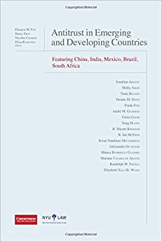 Antitrust in Emerging and Developing Countries