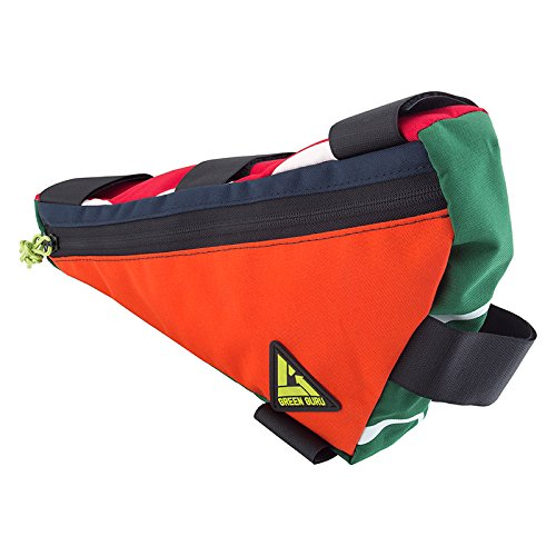 green-guru-gear-upshift-frame-bag-multicolor