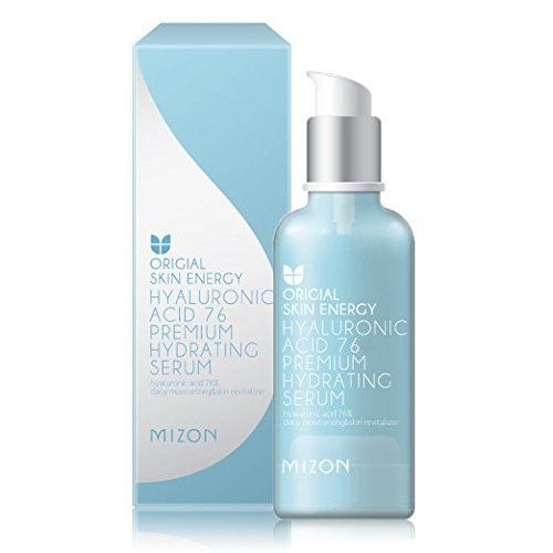 [MIZON] Original Skin Energy Hyaluronic Acid 76 Premium Hydrating Serum 50ml (1.69 (Hydrating Face Serum)