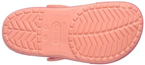 Crocband Rosa Corallo Zoccoli 5 melone Unisex Ii Crocs adulti 1x7PSwpq