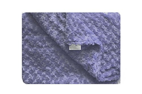 Magic Weighted Blanket in Luxurious Soft Chenille (42 x 72 - 16, Lavender Chenille)