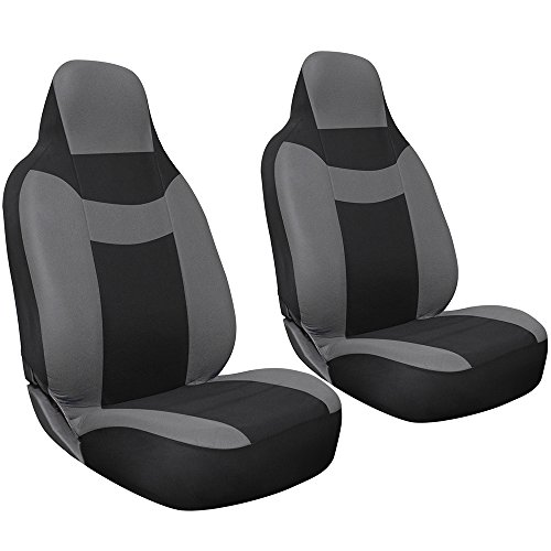 black 5 passenger seat cover - 2