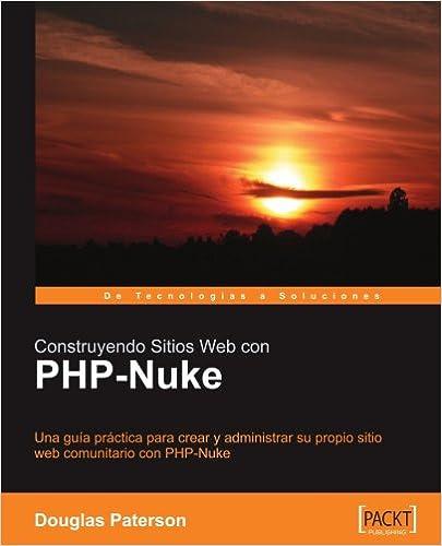 Construyendo sitios web con PHP-Nuke [Espanol]