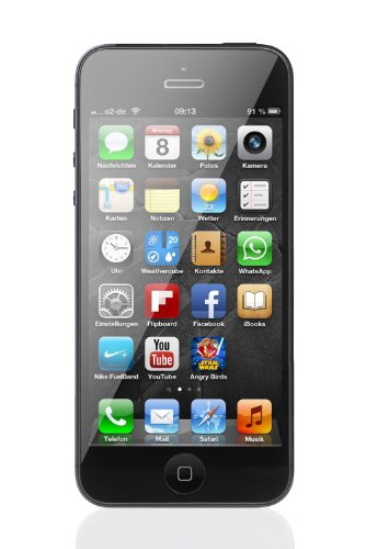 Apple iPhone 5 16GB (Black) - T-Mobile