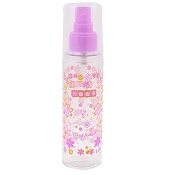 Viajar Líquido Crema Perfume la Botella vacía de Aerosoles cosméticos Fucsia 125ml