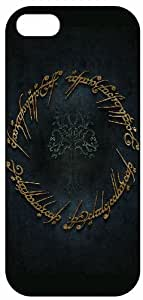 Lord Of The Rings, 5529 iPhone 5 Protective Hard Plastic Case Cover