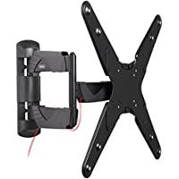 VonHaus Premium Cantilever TV Wall Bracket for 23 - 55 Inch LCD, LED & Plasma TV Max VESA 400x400
