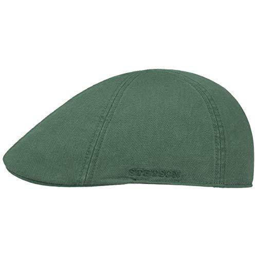 estate Visiera Texas Piatto Con UomoCappello Verde Cotton Estivo Primavera Coppola Stetson Cappellino Protezione Uv Cap Rc54A3jSLq