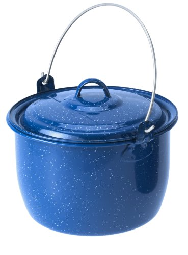 GSI Outdoors 3 qt. Convex Kettle, Blue