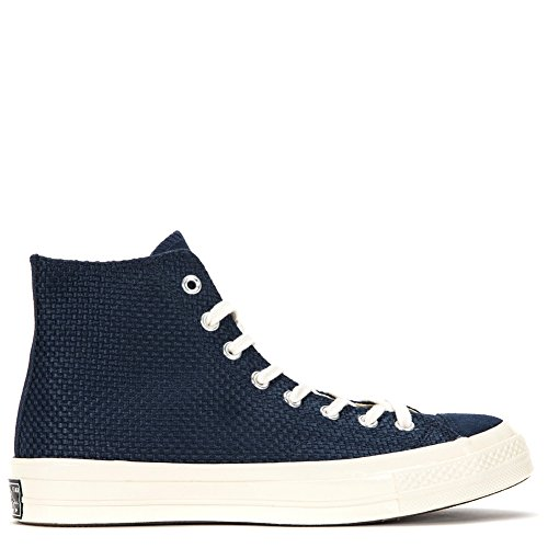 Converse Chuck Taylor All Star 70 High-top Sneakers 155451c Obsidian / Egret (us Mens 6 / Womens 8)