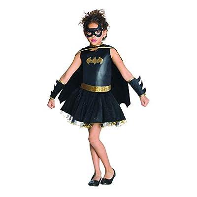 Rubie's Justice League Child's Batgirl Tutu Dress - Medium: Toys & Games