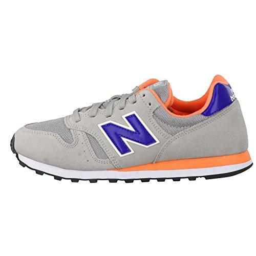 New Balance Damen Sneaker 373v1 Core Plus 487651-50 GREY/PURPLE 35