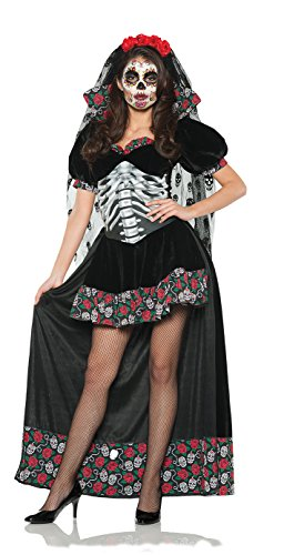 Women's Day of The Dead Costume - Senorita