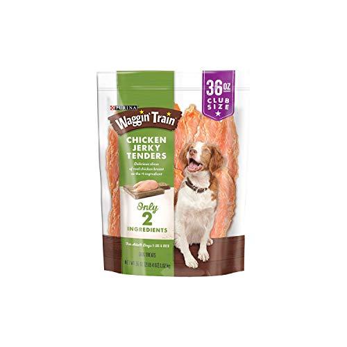 Purina Waggin Train Chicken Jerky Dog Treats, 36-Ounce ()