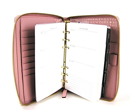 Kate Spade Zip Around Personal Organizer Grove Street Pink Bonnet by Kate Spade New York (Image #3)'