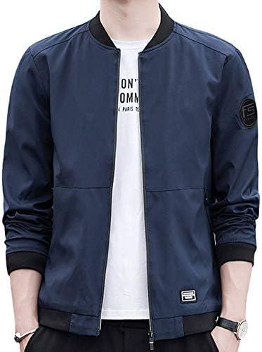 ジャケット メンズ コート 秋冬 カジュアル ブルゾン ジャケット 大きいサイズ 防風 軽量 アウトドア カジュアルジャケット メンズ 服 おしゃれ フライトジャケット 大きいサイズ コート ジッパー