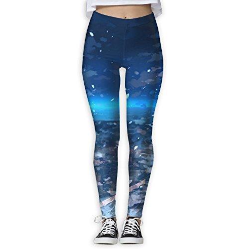 Magical Water Reflection World Flex Yoga Pants Gym Yoga - Dye Tyre