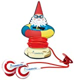 Mizco TV-GBUD-SWIMMER Travel Comfort Buds with Swimmer Gnome Cord Manager by Mizco