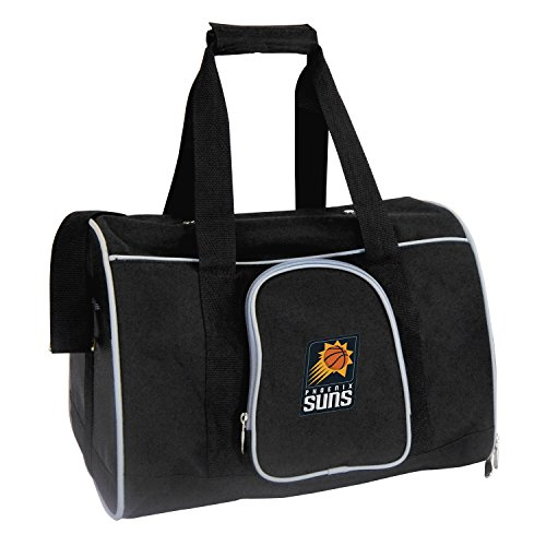 Denco NBA Phoenix Suns Premium Pet Carrier by Denco