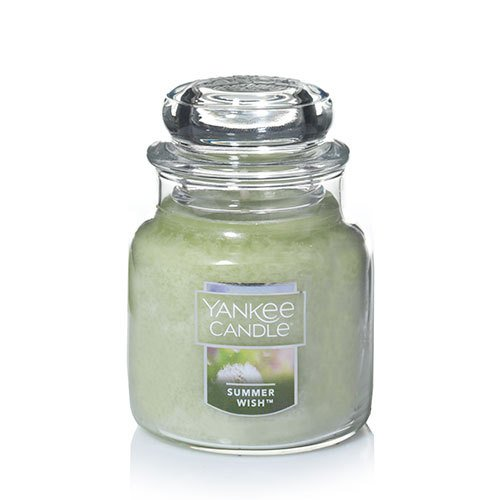 (Candles, Small Jar, Summer Wish, Summer, 3.7 oz)