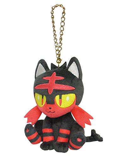 Pokemon Plush Keychain Charm - 4
