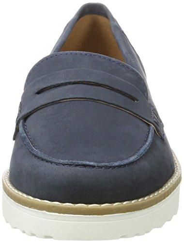 Carvela Damen Mile Slipper Blau (Navy)
