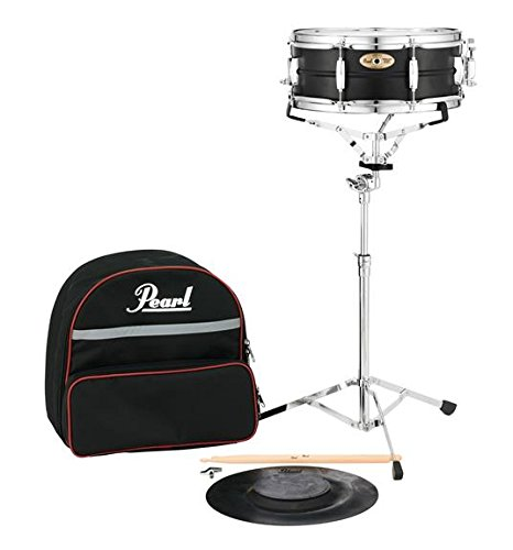 Pearl SK910 Snare Drum Kit w/ Soft Bag Backpack by Pearl
