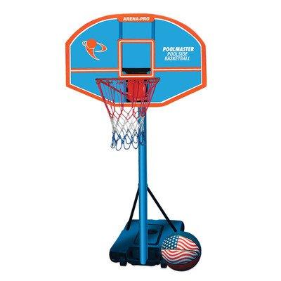 72852 Poolmaster Arena-Pro Composite Adjustable Basketball Game from Poolmaster