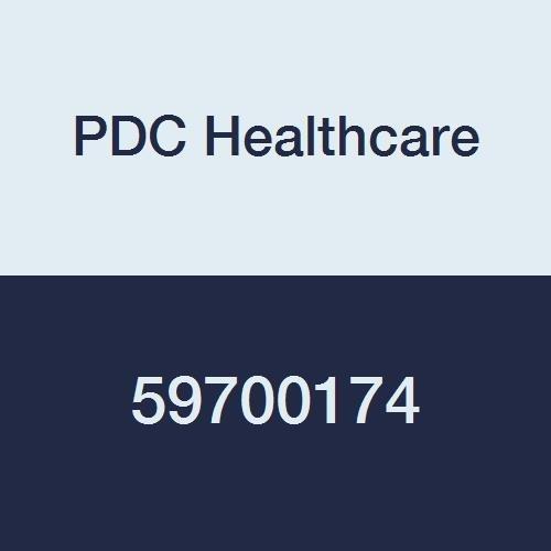 PDC Healthcare 59700174 Color Code Label, Circle, 1/4, Purple Vinyl Permanent (Pack of 1000)