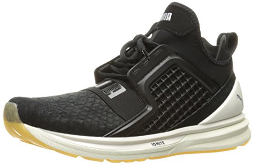 Scarpe Da Uomo Cross-trainer Limite Sans Limite Ignite, Puma Black, 11 M Us