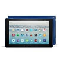 QVC.com deals on Amazon Fire 10-in HD Tablet 32GB w/ Custom Case