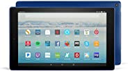 "Certified Refurbished Fire HD 10 Tablet with Alexa Hands-Free, 10.1"" 1080p Full HD Display, 32 GB, Marine"