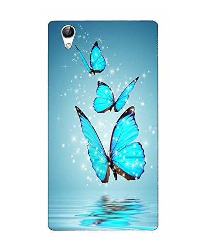 info for 10680 c2d7a Casecover Soft Silicone Printed Back Cover for VIVO Y51L (Multicolour)