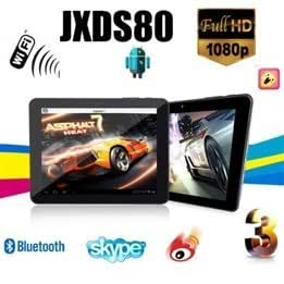 S80 8 inch Android 4.0 Capacitive 1.5GHz Dual Mali-400 2D/3D Core GPU 1024¡Á768 HDMI 1080P DDRIII 1G RAM + 8GB Wifi Tablet PC