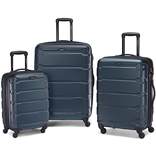 Buy samsonite hard luggage sets with spinner wheels
